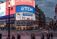 بیلبورد هوشمند  و عجیب شهر لندن افتتاح شد