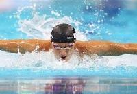 شنای هوشمند با استفاده از یک عینک دیجیتال!