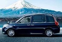 تویوتا تاکسی جدید ژاپن را معرفی کرد +عکس