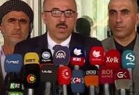 احتمال تمدید دوره پارلمان اقلیم کردستان