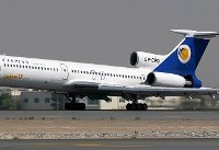 حادثه برای هواپیمای کاسپین در فرودگاه