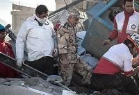 (تصاویر) مصدومان و قربانیان زلزله سرپلذهاب