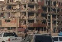 روحانی به مناطق زلزله زده سفر می کند