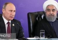 پوتین: تلاش ما با ایران و ترکیه در سوریه ثمربخش بوده است