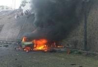 انفجار انتحاری در شهر المنصوره در یمن