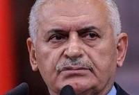 ابراز همدردی نخستوزیر ترکیه با ایران در پی وقوع زلزله
