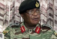 Zimbabwe army chief criticizes infighting in ruling party