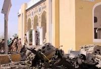 حمله انتحاری داعش به مرکز امنیتی جنوب یمن (عکس)