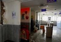 خسارت ۲۰۰ میلیاردی دو بیمارستان/ شکایت از پیمانکار بیمارستان نوساز &#۳۴;اسلام آبادغرب&#۳۴;
