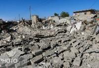 سومین شب زلزلهزدگان کرمانشاهی در زیر آسمان/ افزایش مجروحان به ۹۳۴۵ تن