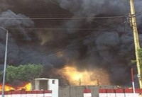 انفجار شدید در مقر شبه نظامیان وابسته به امارات در عدن