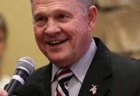 Roy Moore's Base Is Sticking With Him, Attacking Those Who Attack Him