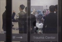 Seoul: N. Koreans fired 40 shots at defector, hit him with 5