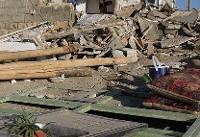 تعداد فوتیهای زلزله به ۴۷۴ نفر رسید