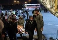 سردار مومنی از برقراری امنیت کامل در مناطق زلزله زده استان کرمانشاه خبر داد