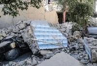 فعال شدن موکبهای خدماترسان به زلزلهزدهها در کرمانشاه