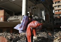 Criticism of US sanctions returns in Iran after earthquake