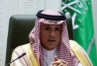 Saudi foreign minister says message to Iran is: