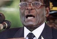 اصرار موگابه بر ماندن در قدرت؛ بحران در زیمبابوه ادامه دارد