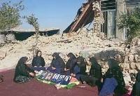 سیل کمکهای مردمی به مناطق زلزلهزده +عکس