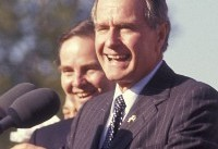 Woman Accuses George H.W. Bush Of Groping Her — This Time While In Office
