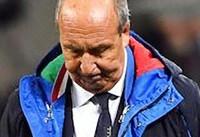 ونتورا: امیدوارم جانشینم ایتالیا را به جایگاهی بازگرداند که به آن تعلق دارد