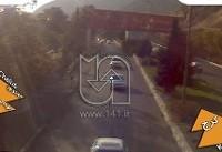 جاده چالوس بدون ترافیک و روان / از ساعت ۱۸ جاده به سمت کرج یکطرفه میشود