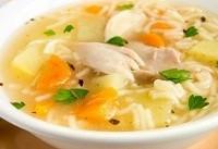 رژیم غذایی درمان سرماخوردگی و آنفولانزا در منزل