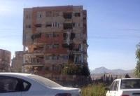 با خودورهای شخصی به مناطق زلزلهزده نیایید