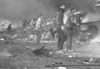 شهادت ۲۰ شهروند سوری بر اثر انفجار تروریستی در ریف دیرالزور