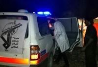 سرکشی شبانه نیروهای امدادی سپاه به زلزلهزدگان