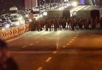 ۳۶ نظامی به اتهام همکاری با عوامل کودتا در ترکیه بازداشت شدند