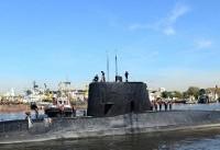 دریافت سیگنال از زیردریایی ناپدید شده آرژانتین