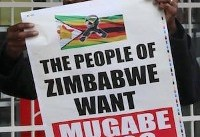 Thousands of Zimbabweans demand Mugabe stands down at Harare protest