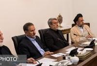 جلسه ستاد مدیریت بحران با حضور جهانگیری تشکیل شد