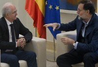 Spain: Ex-Caracas mayor meets leader after fleeing Venezuela