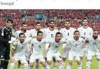 انگلیسی ها هم دوست دارند با ایران همگروه شوند +عکس