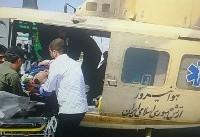 عروج شهادتگونه دومین فرد از کارکنان ارتشی در مناطق زلزلهزده کرمانشاه