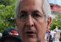 فرار رهبر مخالف دولت ونزوئلا به اسپانیا