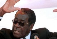 موگابه استعفایش را اعلام نکرد!