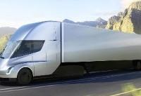 کامیون های تمام اکتریکی تسلا رونمایی شد/ شتاب صفر تا صد یک کامیون بی راننده در ۵ ثانیه (+عکس)