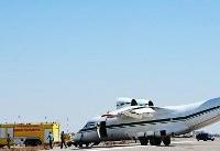 بکارگیری ۷ فروند هواپیمای نیروی هوافضای سپاه جهت کمک به مردم زلزلهزده