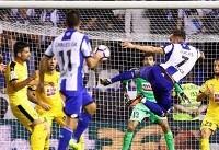 برتری جنوا و مالاگا در لیگهای اسپانیا و ایتالیا