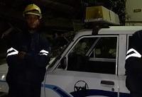 برق رسانی به محله فولادی در سرپل ذهاب + فیلم