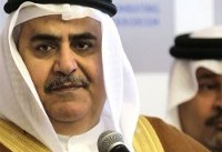 وزیر خارجه بحرین خواستار اقدام مشترک کشورهای عربی علیه ایران شد