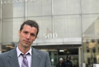 An American Journalist Is Facing A Felony Trial This Week -- In The United States