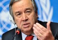 دبیرکل سازمان ملل از جنایات عربستان در یمن انتقاد کرد