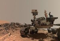 عکس خارقالعاده ناسا از سلفی در مریخ!