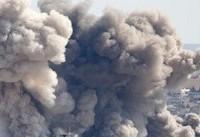 ۹ شهید و سه زخمی در حمله جنگنده های سعودی به حدیده یمن