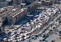 ترافیک در تمام محورهای کرمانشاه به حالت عادی بازگشت